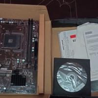 Motherboard MSI B350m PRO-VH PLUS AM4