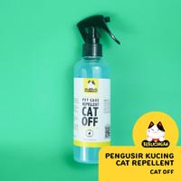 CAT OFF Cat Repellent Spray Pengusir Kucing Tanpa Menyakiti 250 ml
