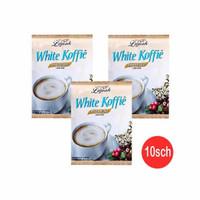 Kopi LUWAK WHITE COFFE 1Renceng isi 10 Sachet