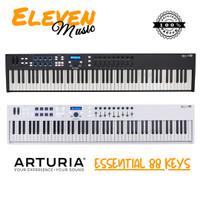 arturia keylab essential 88 midi keyboard controller