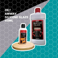 REPACK AMWAY SILICONE GLAZE [cairan poles mobil/motor]
