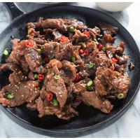 Korean Spicy Beef (US) (S)