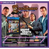 PALING MURAH !! PS4 Grand Theft Auto V / PS4 GTA V (Reg All / English)