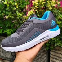 sepatu senam wanita adidas viral sepatu olahraga jogging terlaris