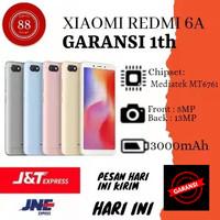 XIAOMI REDMI 6A (2GB/16GB 3GB/32GB) NEW FULLSET GARANSI