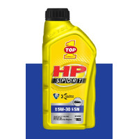 Oli Mesin Mobil Top 1 HP Sport 5W-30 Synthetic Gasoline Engine Oil 1L