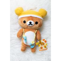 Rilakkuma Bring Winter Gloves 28 cm plush doll original San-x