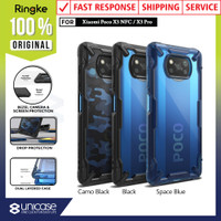 Case Xiaomi Poco X3 PRO / NFC Ringke FUSION X Anti Crack Shock Casing