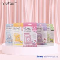 MUTTER Sanrio Kantong ASI 120ml isi 30 Plastik ASIP Hello Kitty