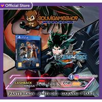 PROMO !! PS4 JUMP FORCE CD GAMES BD ENGLISH