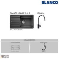 BLANCO Legra XL 6S Silgranit Kitchen Sink - Paket Promo 2