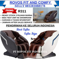 kursi pijat rovos comfy r311 r300 massage chair alat pijat electric