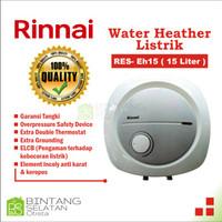 WATER HEATER RINNAI LISTRIK 15 LTR