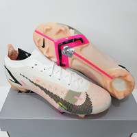Sepatu Bola Nike Mercurial 14 Elite Rawdacious White Pink Blast - FG