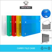 Map Plastik Kancing / Eagle Carry Case- 4cm E 309-4