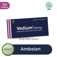 Vedium Box 500 mg 30 Kaplet