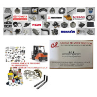 JUAL SPARE PART FORKLIFT TOYOTA