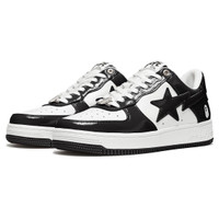 BAPE STA Black Low Sneaker New Collection Authentic