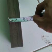 Balok kayu sonokeling full galih hitam