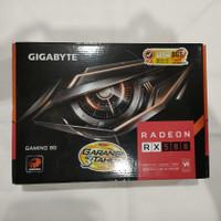 GIGABYTE Radeon RX 580 8GB GAMING DDR5 GV-RX580Gaming-8GD