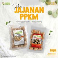 Paket jajanan PPKM | SIomay Dimsum Jamur Vegan