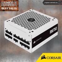 Corsair PSU RM750 750 Watt 80 Plus Gold Fully Modular - Putih