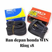BAN DALAM FDR UNTUK MOTOR HONDA WIN DEPAN 250/275-18