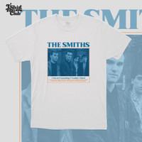 [TshirtFanClub] Kaos Band The Smiths I Started Something - S