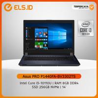 Asus PRO P1440FA-BV3302TS - Star Grey [i3 10110U-8GB-SSD 256GB]