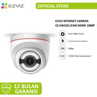 EZVIZ C4W Dome 1080P Outdoor Smart IP Camera CCTV with Active Defense