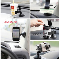 Car Universal Holder Compatible MP 4 mobile GPs PDA Saat ini ready