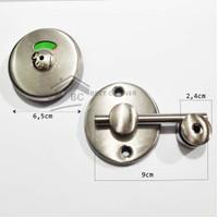 Grendel Indikator untuk Toilet Partisi / Kunci Pintu partisi 10107