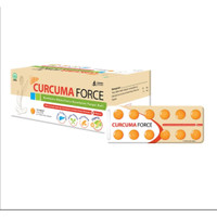 Curcuma Force 12 Tablet/Strip