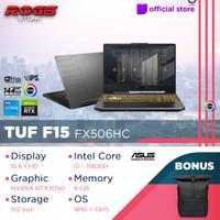ASUS TUF FX506HCB I535B6GO I5 11400 8GB 512SSD RTX3050 4GB W10+OHS 15.