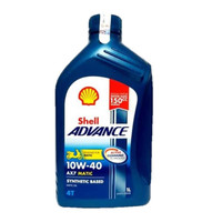 SHELL ADVANCE 10W-40 AX7 MATIC 1 LITER