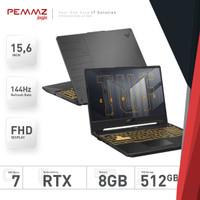 ASUS TUF FA506QM - R736B6G-O AMD Ryzen 7-5800H NVIDIA RTX 3060