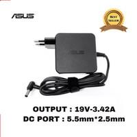 Adaptor Charger Asus Laptop Asus A46 A46C A46CB A46CM 19V 3.42A Ori