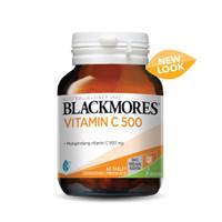 Blackmores vitamin c 500mg original kalbe isi 60