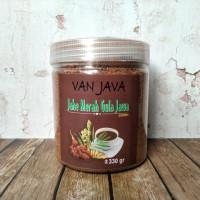 Jahe Merah Gula Jawa / Aren VAN JAVA 330 Gram