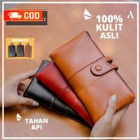 Dompet Kulit Asli Wanita Branded Alona Geisha Wallet Branded Original