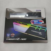 Ram Gskill TridentZ Neo 2x16GB DDR4 3600 C16 F4-3600C16D-32GTZN