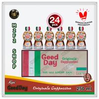 Good Day Originale Cappuccino Coffee Botol Pet - 250 ml