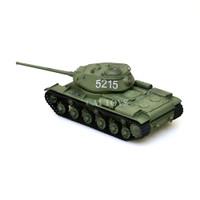 "Miniatur Tank KV85 "" White 5215 "" Soviet Army Easy Model 12 cm 1:72"