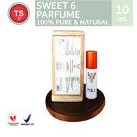 TSb Sweet 6 Fresh Natural Parfume Essential Oil - Roll On 10ml