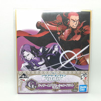 Shikishi Sword Art Online War of Underworld Fanatio Deusolbert