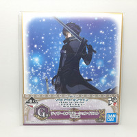 Ichiban Kuji Shikishi Sword Art Online War of Underworld Kirito SAO