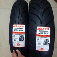 Ban Maxxis Extramaxx Ring 17 110 70 Dan 130 70 Set Tubeless Supermoto