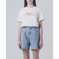 This Is April Darling T Shirt - White
