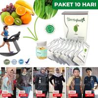 Pelangsing (bkn obat) diet jus herbal perut buncit penurun berat badan