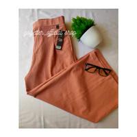 Promo Celana Kulot Wanita 7/8 Korea Premium Bahan Tebal